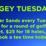 Pogey Bogey Tuesdays 2016
